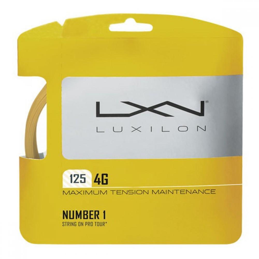 ΠΛΕΓΜΑ ΤΕΝΝΙΣ LUXILON 4G 1.25mm