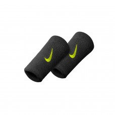 NIKE SWOOSH DOUBLE WIDE WRISTBAND