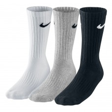 ΚΑΛΤΣΑ NIKE VALUE COTTON CREW 3 PACK