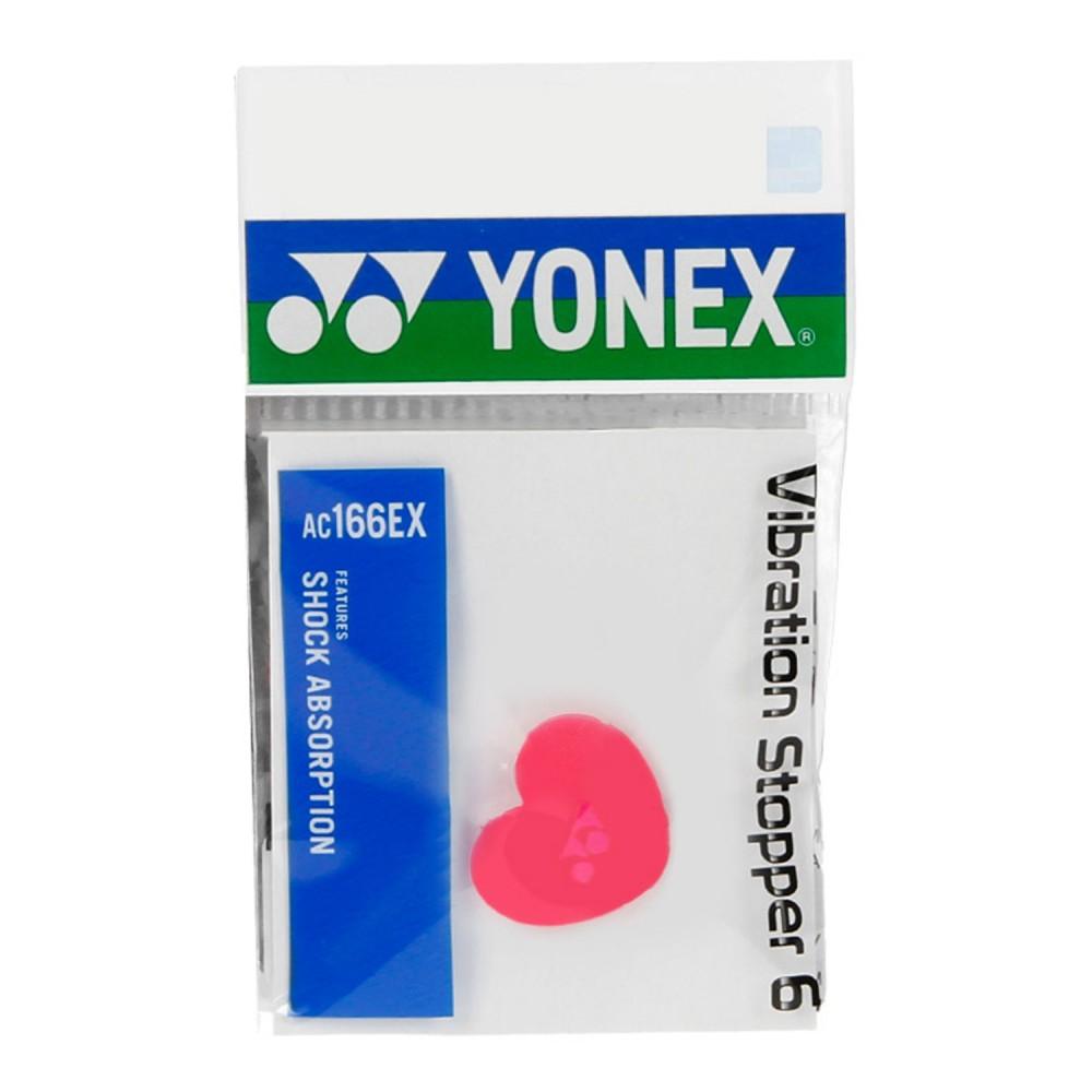 ΑΝΤΙΚΡΑΔΑΣΜΙΚΟ ΡΑΚΕΤΑΣ ΤΕΝΝΙΣ YONEX VIBRATION STOPPER 6 ROSE