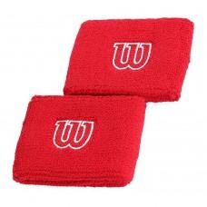 WILSON WRISTBAND RED