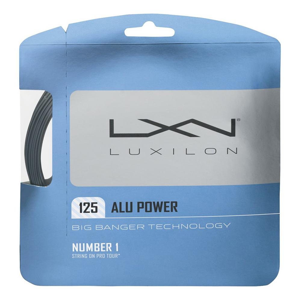 ΠΛΕΓΜΑ ΤΕΝΝΙΣ LUXILON ALU POWER 1.25