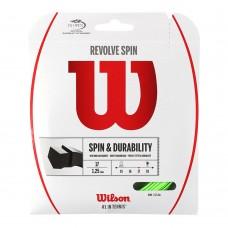 ΠΛΕΓΜΑ ΤΕΝΝΙΣ WILSON REVOLVE SPIN 17 1.25mm