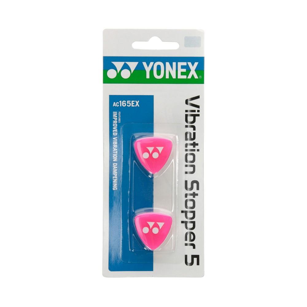 ΑΝΤΙΚΡΑΔΑΣΜΙΚΟ ΡΑΚΕΤΑΣ ΤΕΝΝΙΣ YONEX VIBRATION STOPPER 5 PINK