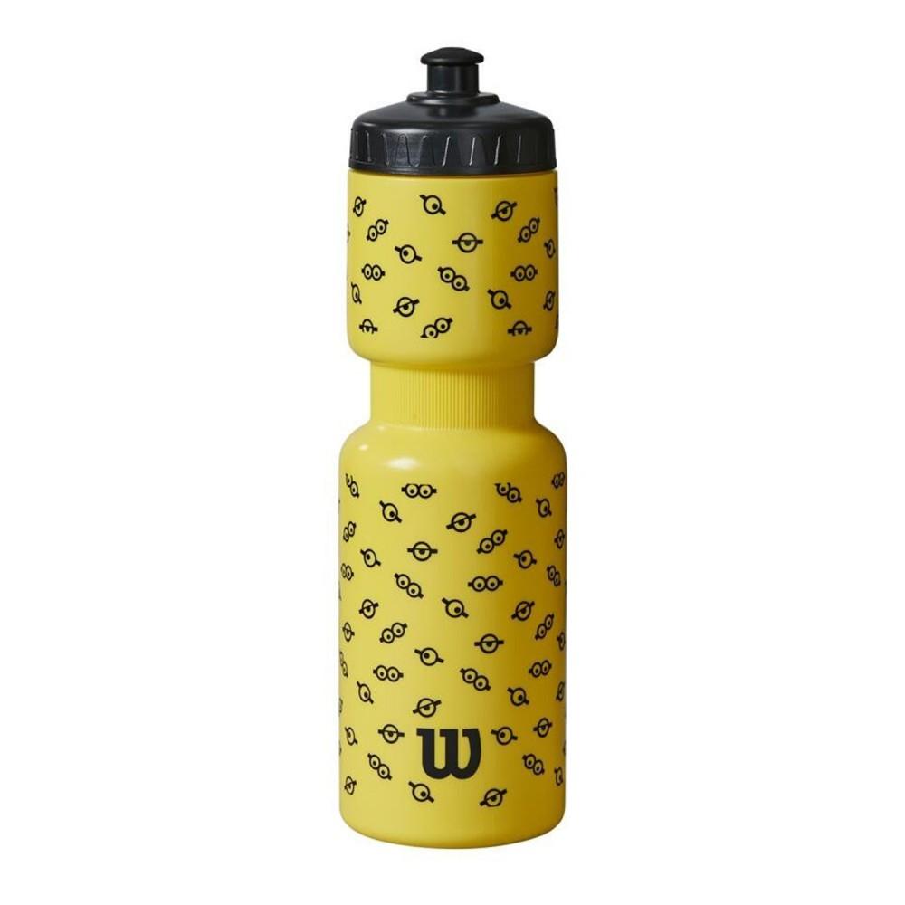 WILSON MINIONS WATER BOTTLE 780ml YELLOW