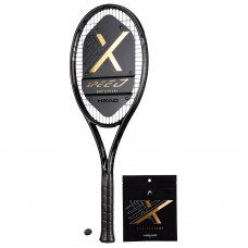 ΡΑΚΕΤΑ ΤΕΝΝΙΣ HEAD GRAPHENE 360 SPEED X S BLACK/GOLD