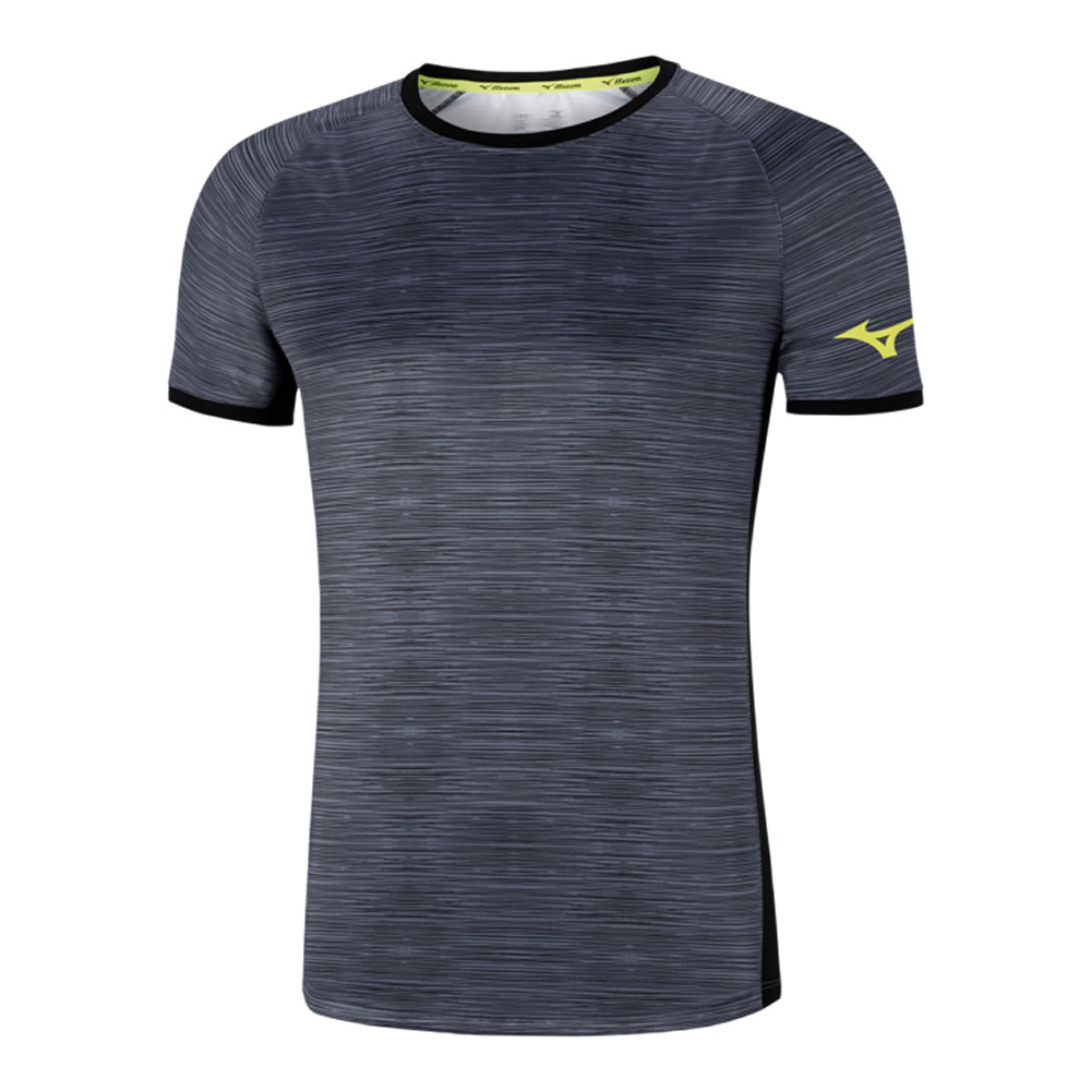 MIZUNO PRINTED T-SHIRT MENS