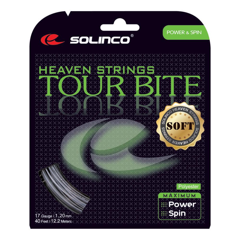 ΠΛΕΓΜΑ ΤΕΝΝΙΣ SOLINCO TOUR BITE SOFT 1.25mm