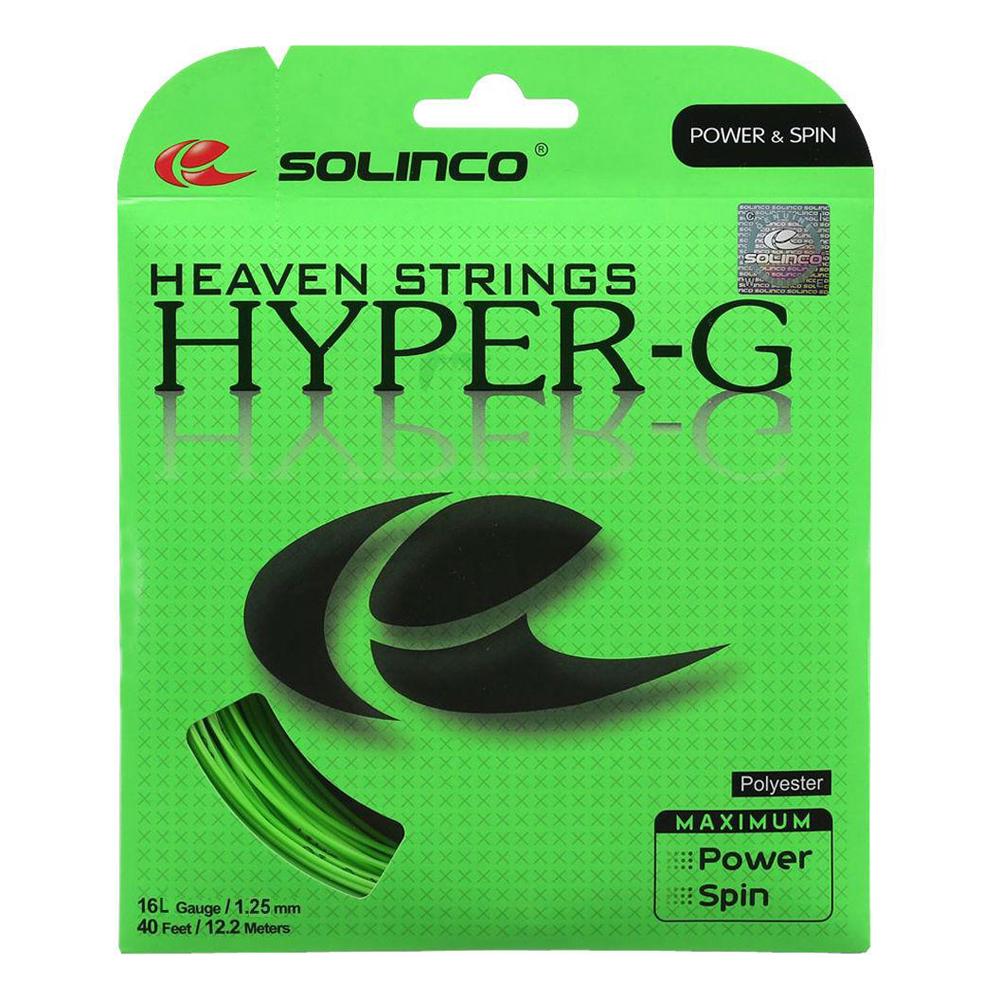 ΠΛΕΓΜΑ ΤΕΝΝΙΣ SOLINCO HYPER-G 1.25mm