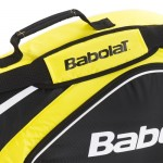 ΣΑΚΟΣ ΤΕΝΝΙΣ BABOLAT CLUB LINE 3 PACK YELLOW