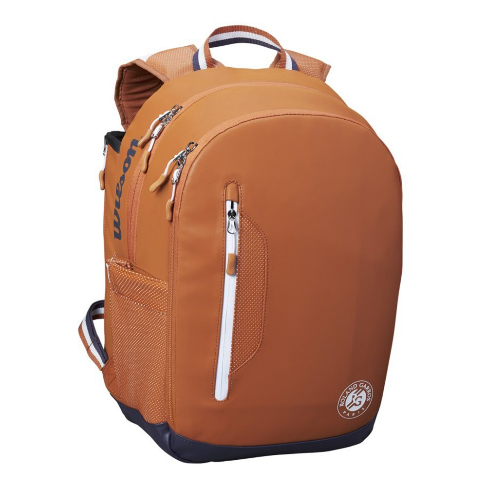 ΣΑΚΙΔΙΟ ΠΛΑΤΗΣ WILSON ROLAND GARROS TOUR TENNIS BACKPACK
