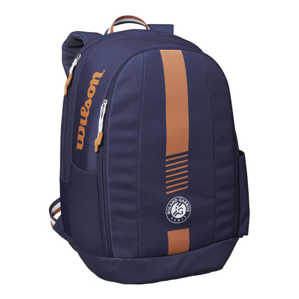 ΣΑΚΙΔΙΟ ΠΛΑΤΗΣ WILSON ROLAND GARROS TEAM TENNIS BACKPACK