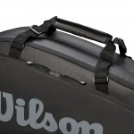 ΣΑΚΟΣ ΤΕΝΝΙΣ WILSON TOUR 2 COMPARTMENTS 6-PACK