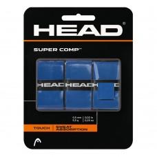 ΑΝΤΙΔΡΩΤΙΚΗ ΛΑΒΗ ΡΑΚΕΤΑΣ HEAD SUPER COMP BLUE