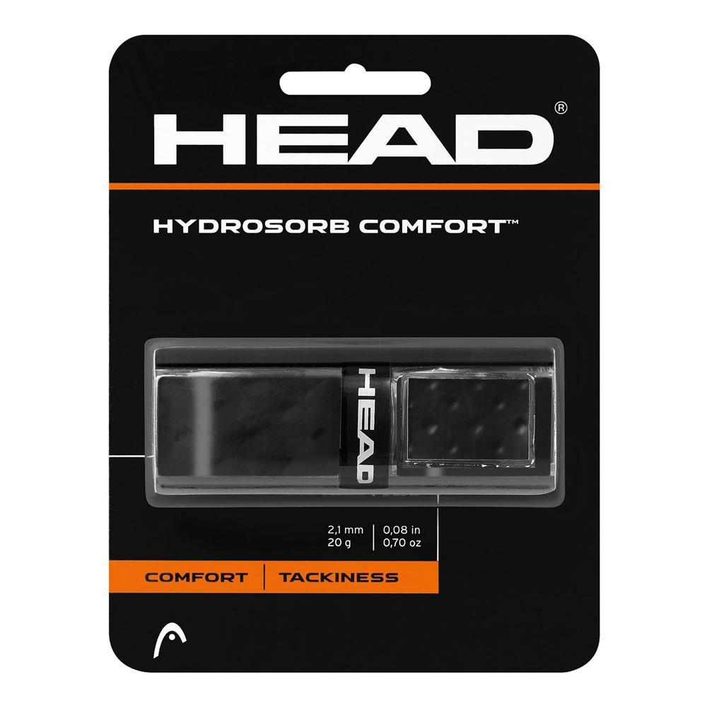 ΒΑΣΙΚΗ ΛΑΒΗ ΡΑΚΕΤΑΣ HEAD HYDROSORB COMFORT BLACK