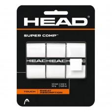 ΑΝΤΙΔΡΩΤΙΚΗ ΛΑΒΗ ΡΑΚΕΤΑΣ HEAD SUPER COMP WHITE