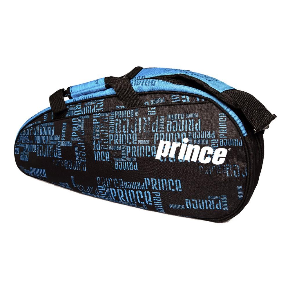 ΣΑΚΟΣ ΤΕΝΝΙΣ PRINCE CLUB 6 PACK BLK/BLUE