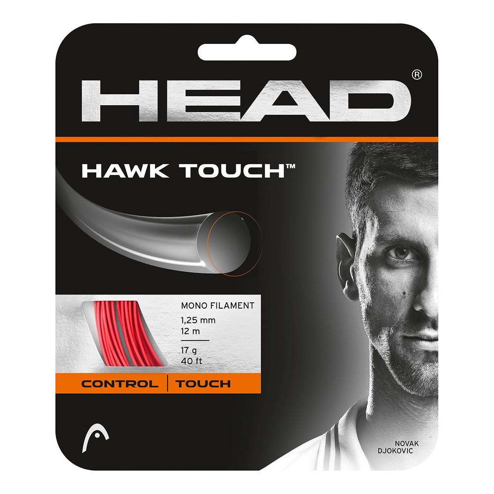 ΠΛΕΓΜΑ ΤΕΝΝΙΣ HEAD HAWK TOUCH 1.25mm